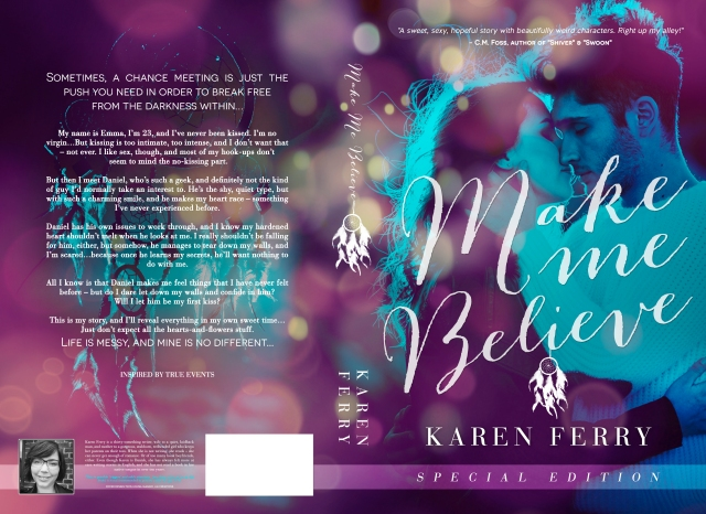 MAKE ME BELIEVE SPECIAL EDITION FOR SHARING