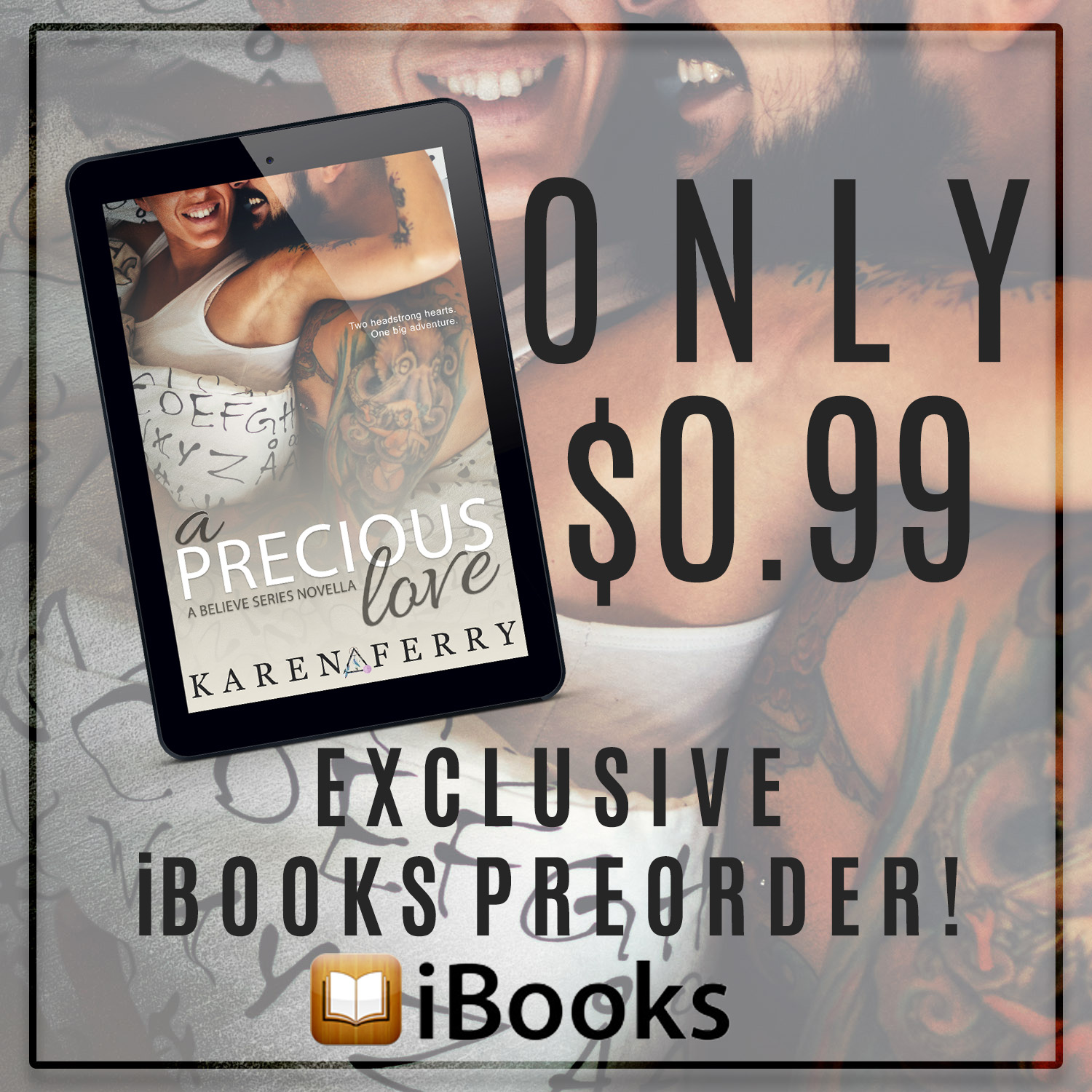 APL iBooks Preorder Graphic